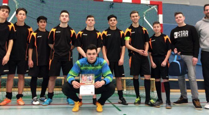 FVS-Team – Vizemeister der 1. Hallenfußballmeisterschaft
