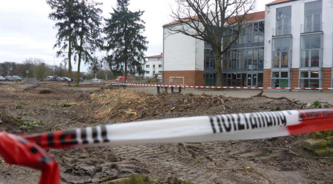 Schulhofnutzung Freiherr-vom-Stein Schule