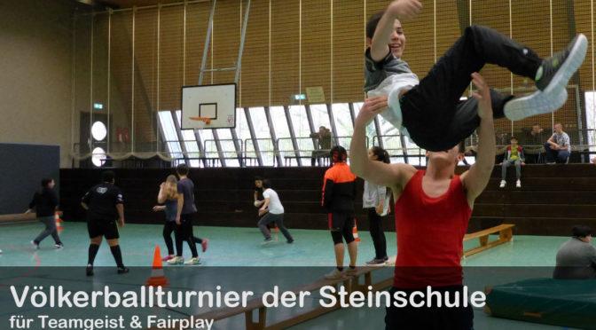Fitness & Teamgeist kurz vor den Osterferien
