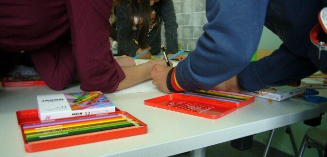 Kunst – AG an der Freiherr–vom–Stein Schule