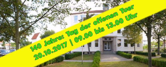 20. Oktober: 140 Jahre Freiherr-vom-Stein Schule -Tag der offenen Tür