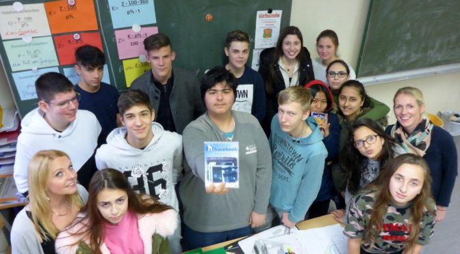 Filmproduktion der Freiherr-vom-Stein Schule wird landesweit in Schulen eingesetzt