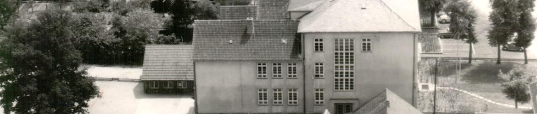 Alt trifft neu am SCHÜTTE-Parkhaus: Stein-Schüler besichtigen die Parkhaus-Baustelle