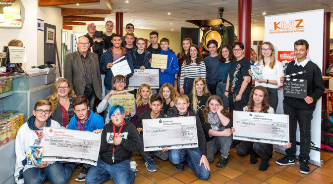 """Aller-Ise-Filmklappe 2018: """"Immigration"""" gewinnt 2. Platz"""